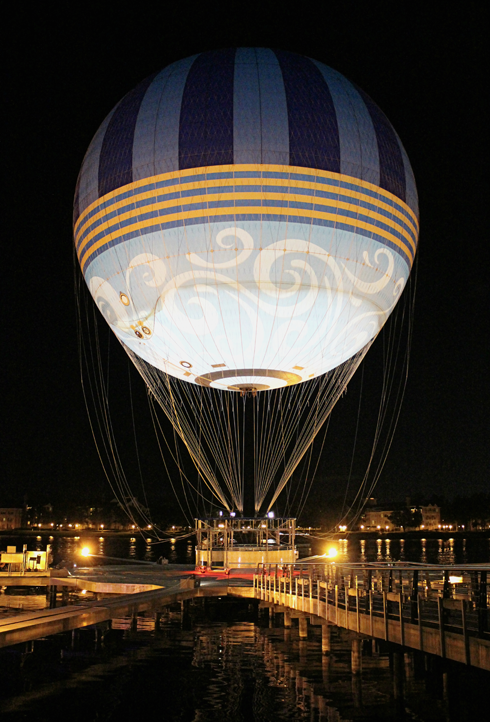 Disney Springs Balloon Walt Disney World