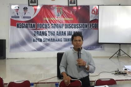 FGD Orangtua Anak Jalanan, Sikap Bijak Dinsos Semarang