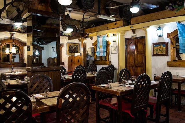 Restaurante El Sanjuanino na Recoleta