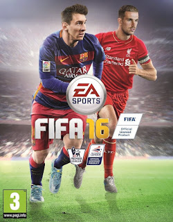Download FIFA 16 PC Game Terbaru 2016 For PC Gratis