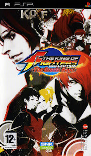 King of Fighters Collection The Orochi Saga PSP GAME ISO