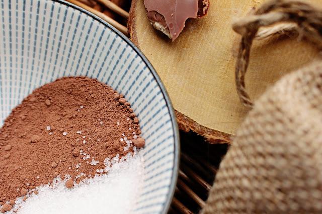 domowa maseczka czekoladowa