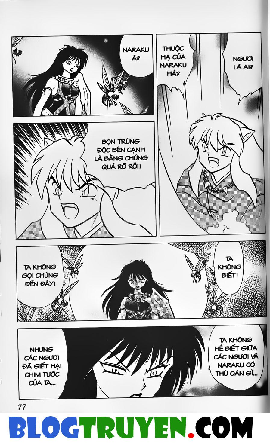Inuyasha vol 31.4 trang 18