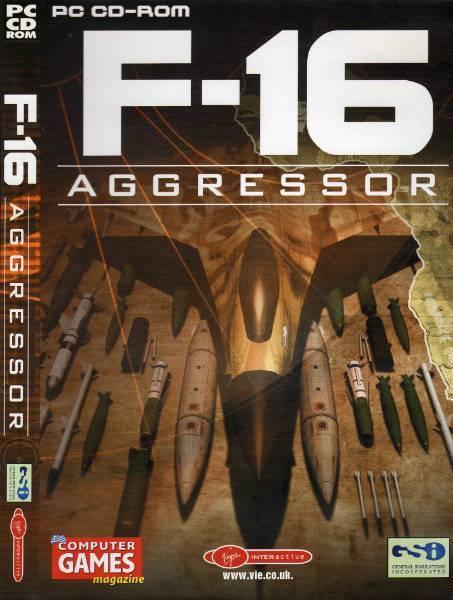 F 16 Aggressor