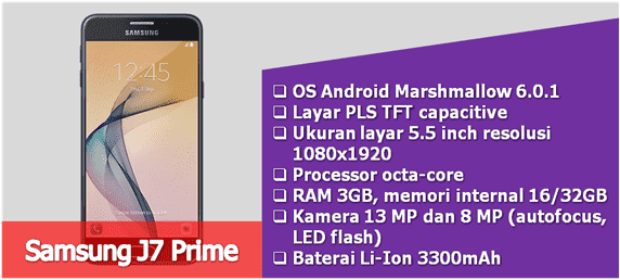 hp samsung android kamera murah j7 prime