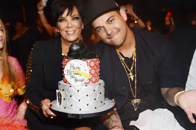 Rob Kardashian Celebrated His Birthday