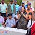 FOTOS Luis René & Mecho se reunen con comunitarios de Monte Adentro - La bellaca
