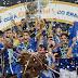 Diego falha, Cruzeiro vence Fla nos pênaltis e é pentacampeão da Copa do Brasil