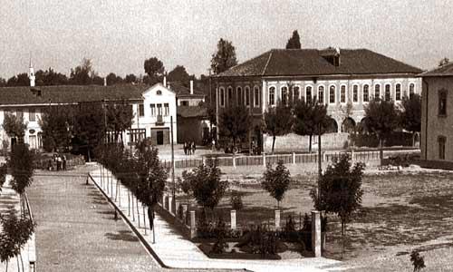 Shkolla Parrucë, Shkodër