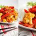 Orientalny pieczony kalafior z prażonymi nerkowcami (6 składników)