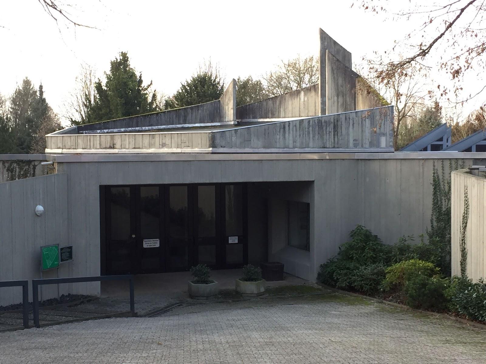 Limblog der beton brutalismus for Architektur brutalismus