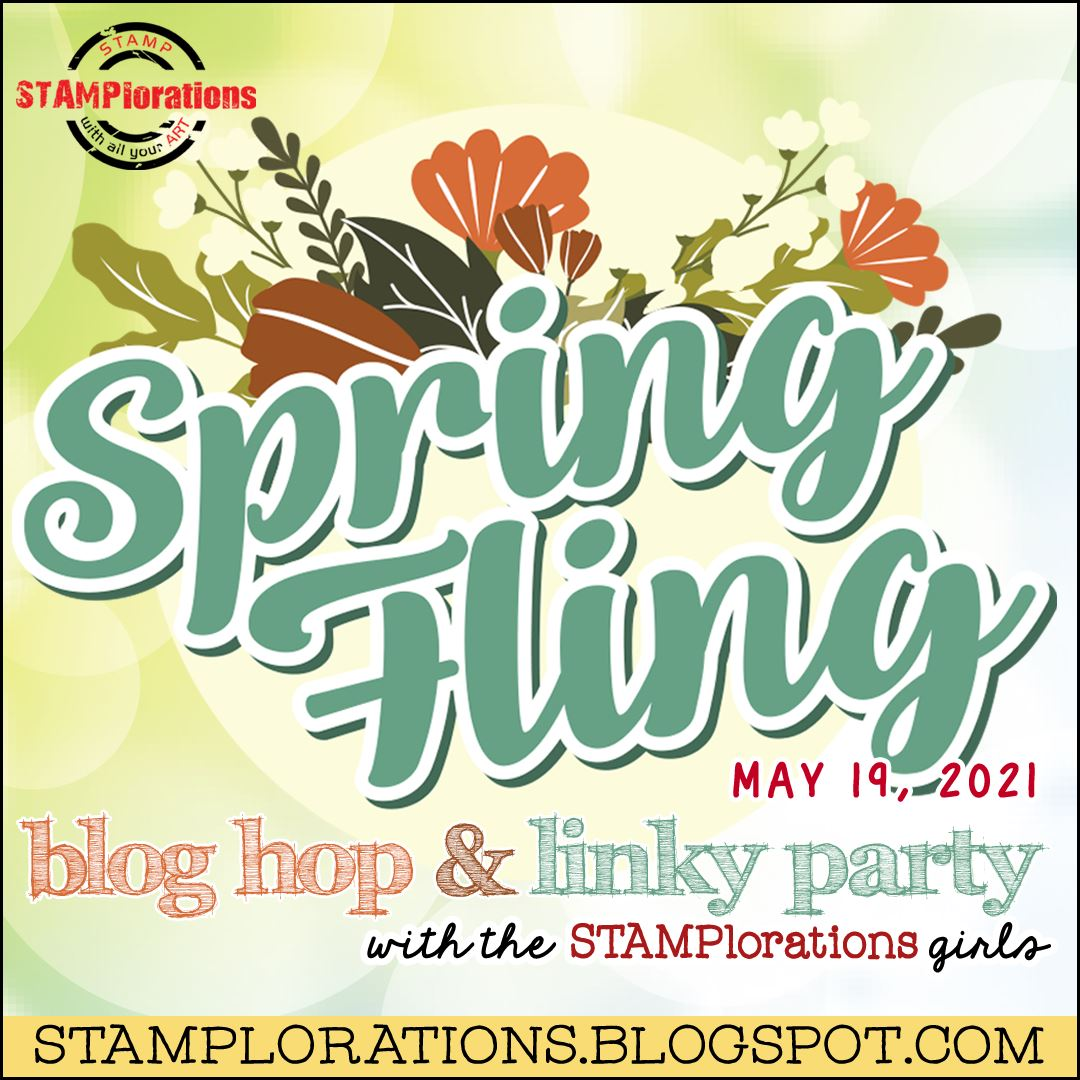 STAMPlorations Spring Fling May 19th
