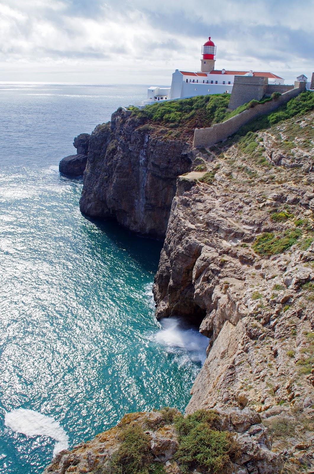 Cabo St Vincent Lighthouse