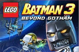 LEGO Batman 3 Beyond Gotham [5.7 GB] PS3 CFW