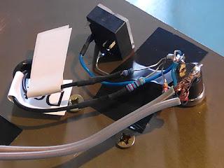 uBITX key wiring