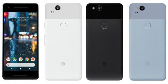 Google Pixel 2 Leak Reveals Almost Everything