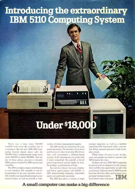 Old days' Computer Advertisements 53