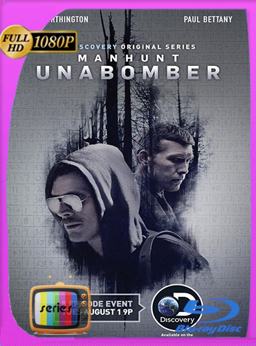 Manhunt: Unabomber Temporada 1 HD [1080p] Latino [GoogleDrive] ​TeslavoHD