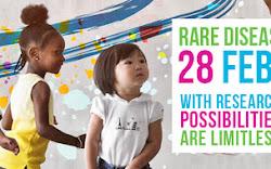Keratoconus Group is friend of Rare Disease Day 2017