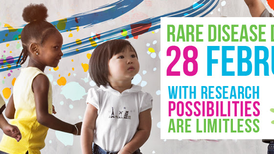 Keratoconus Group is friend of Rare Disease Day 2017