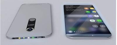 Nokia Edge Second diplay image
