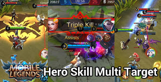 Hero Skill Multi Target Mematikan Di Mobile Legends Hero Skill Multi Target Mematikan Di Mobile Legends