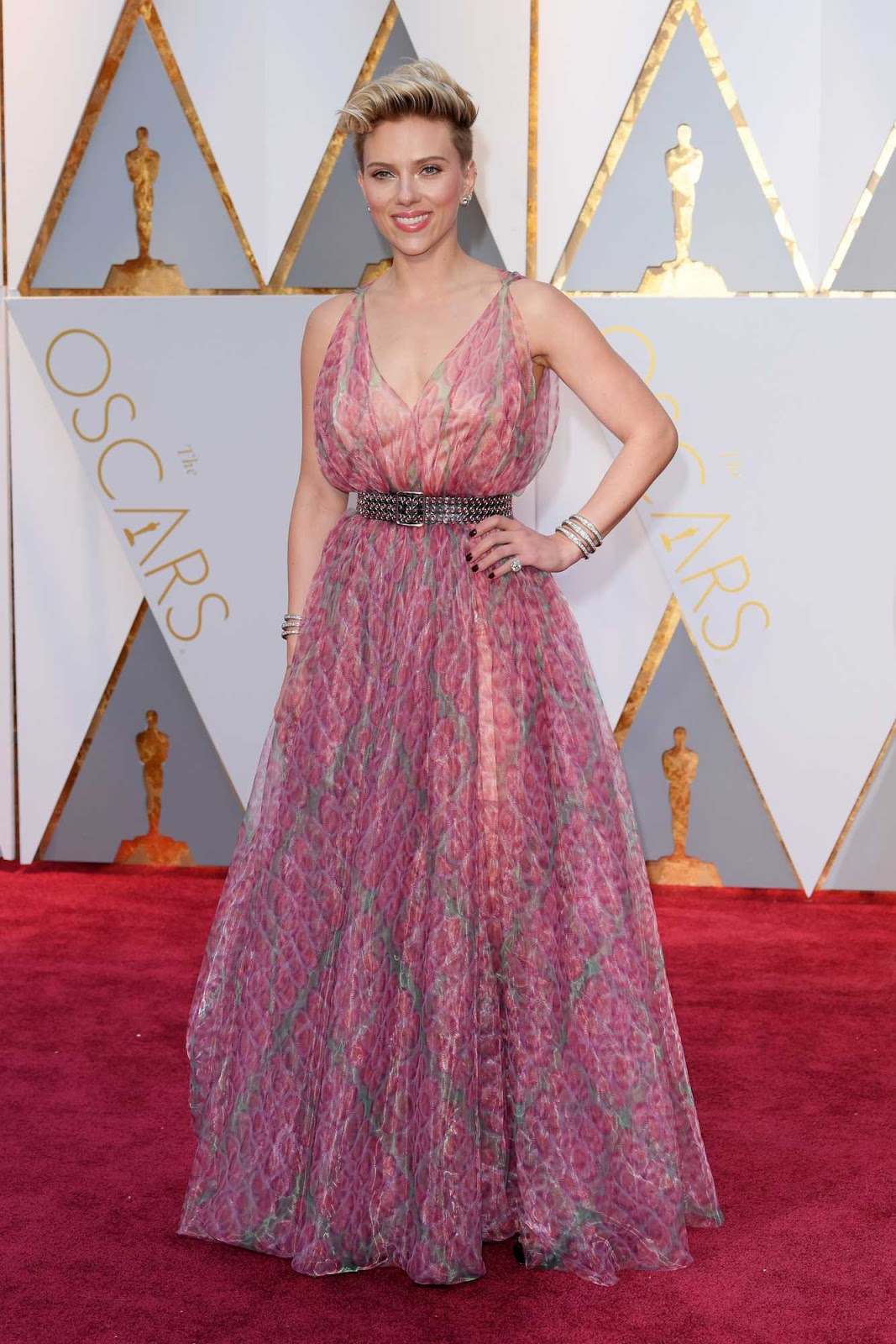 Scarlett Johansson – 89th Annual Academy Awards