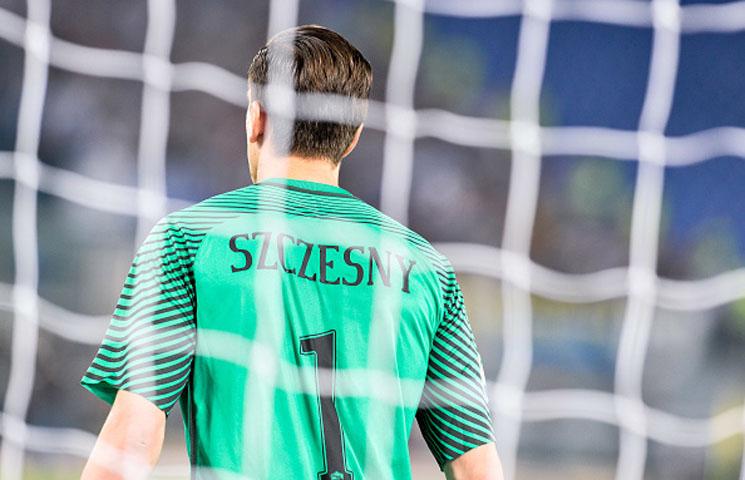 """Szczesny: """"Juve nije mnogo bolji od Rome"""""""