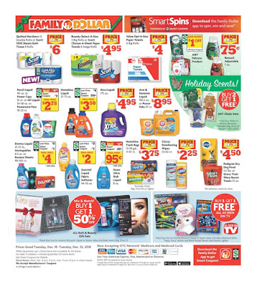 Family Dollar Weekly Ad December 19 – 25, 2018 | Grocery Weekly Ads