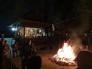 御燎祭(平成26年12月21日)