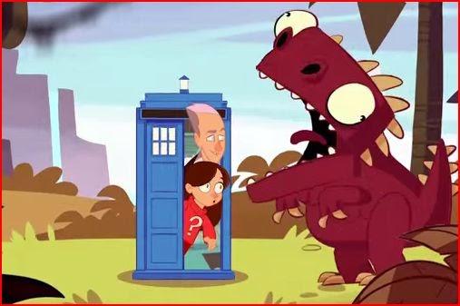 Animated Adventures Dr. Who animatedfilmreviews.filminspector.com