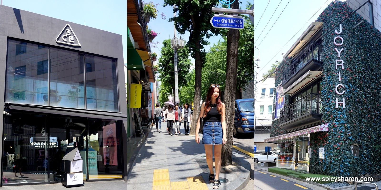 Korea Travelogue Guide to Gangnam Surrounding Attractions