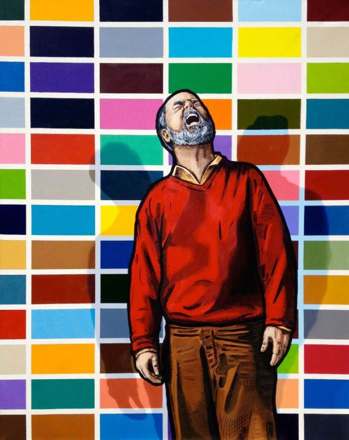 Цветные рассказы. Adam Matak