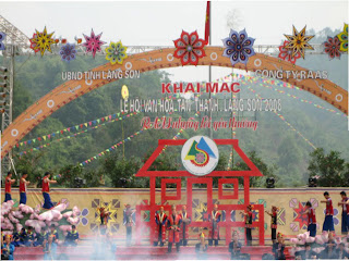 Celebrazione di Cultura di Lang Son - Vietnam