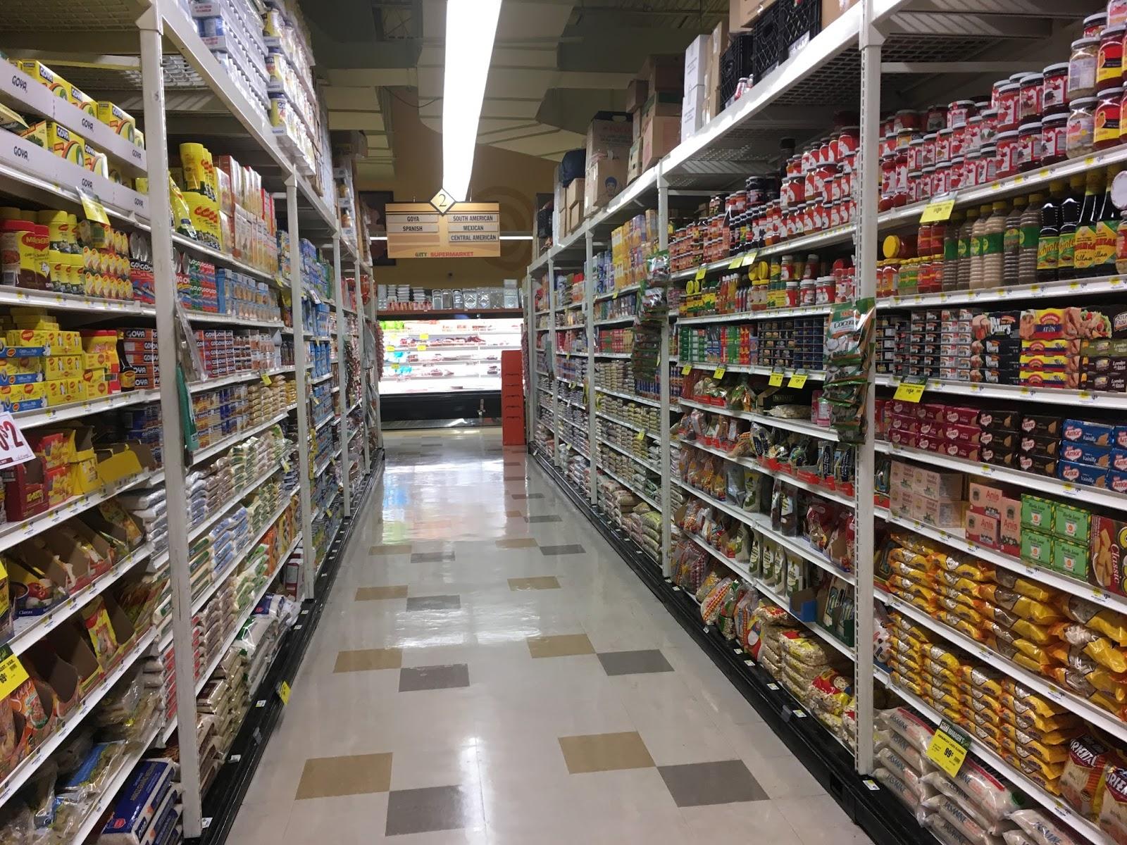 The Market Report: TOUR: City Supermarket - Newark, NJ