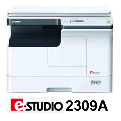 Toshiba e-STUDIO2309A Printer Driver Download