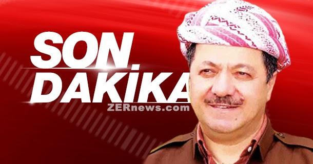 Mesut Barzani Kürdistan Başkanlık Seçimleri