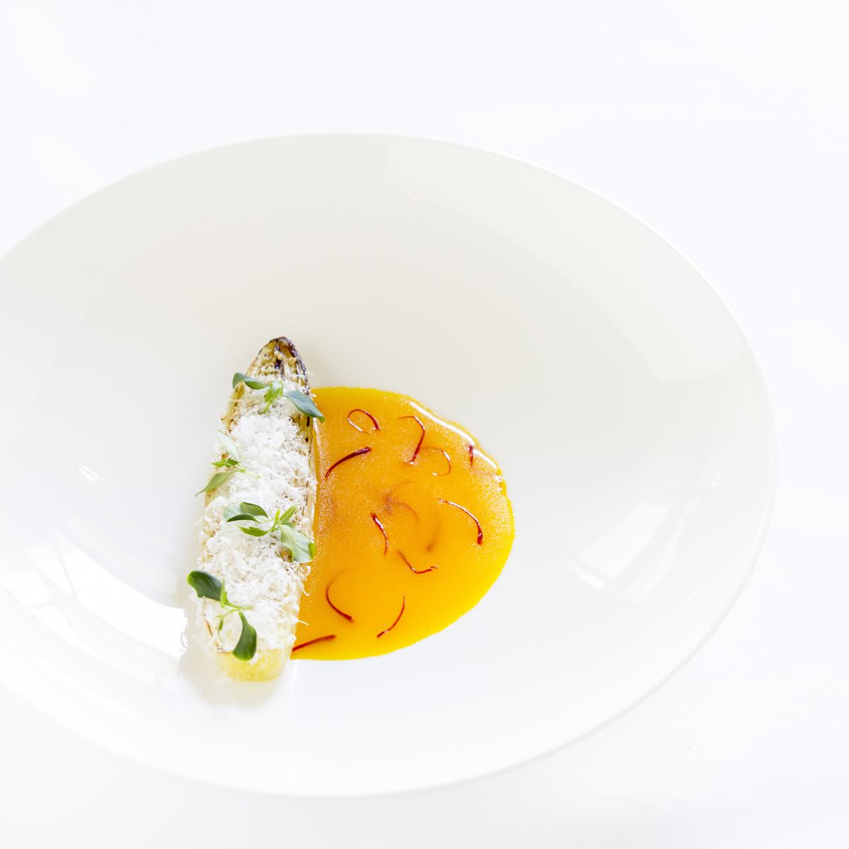 Entree, Tommaso Calonaci Chef
