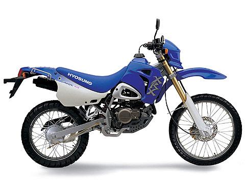 2005 Hyosung XRX 125