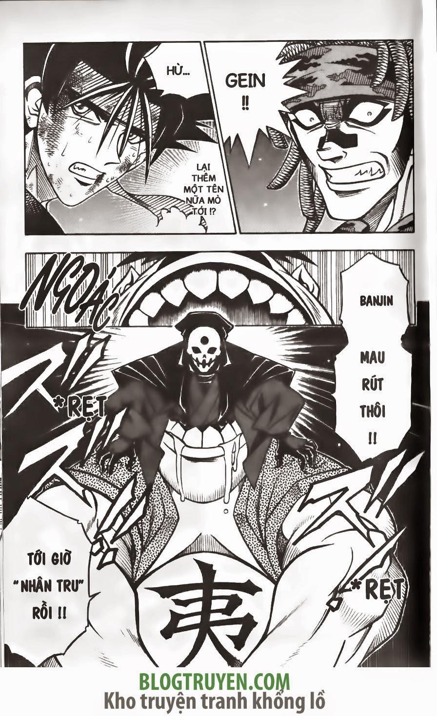 Rurouni Kenshin chap 160 trang 20