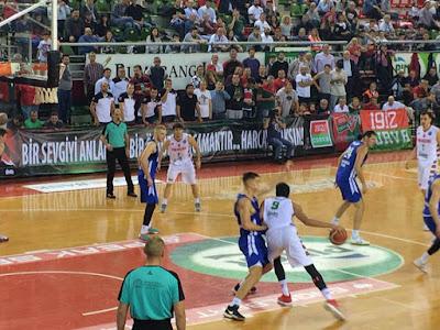 Basketball Champions League | Pınar Karşıyaka: 97 - Enisey Krasnoyars:81