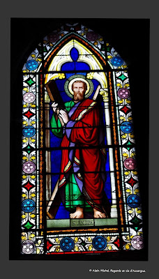Besse, église saint André
