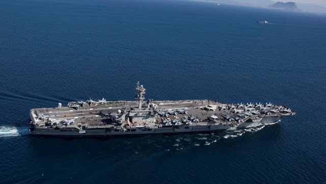 مسؤول عسكري إيراني: أسلحتنا السرية تستطيع إغراق السفن الأميركية