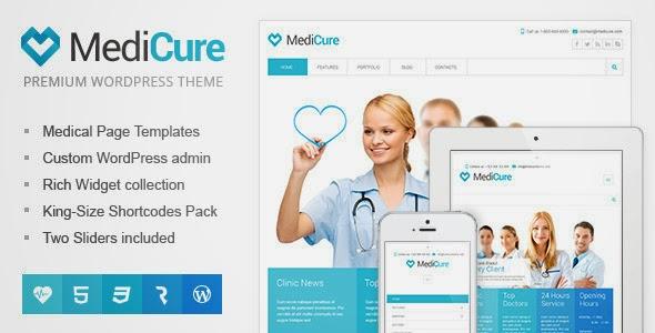 Best Health & Medical Wordpress Theme