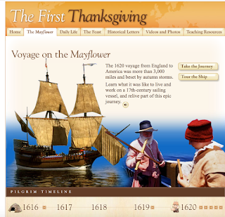Click here to explore The Mayflower