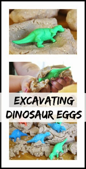 Fine Motor Activity with Playdough