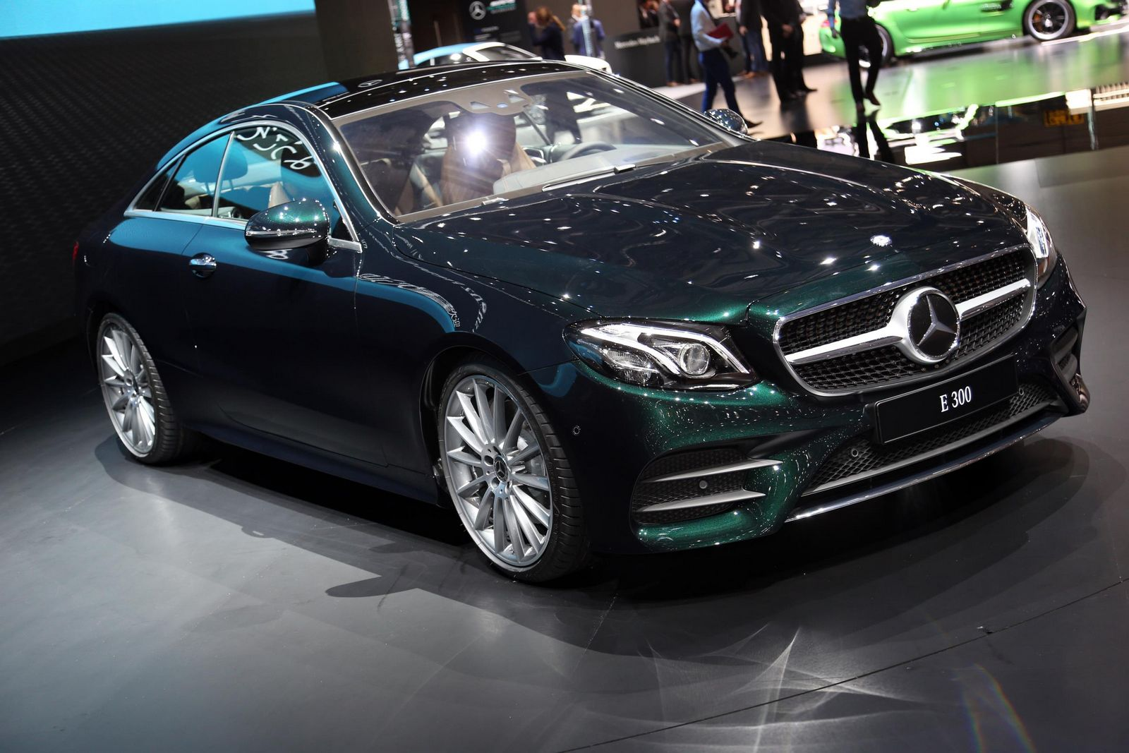 Stylish 2018 Mercedes-Benz E-Class Cabriolet And Coupe ...