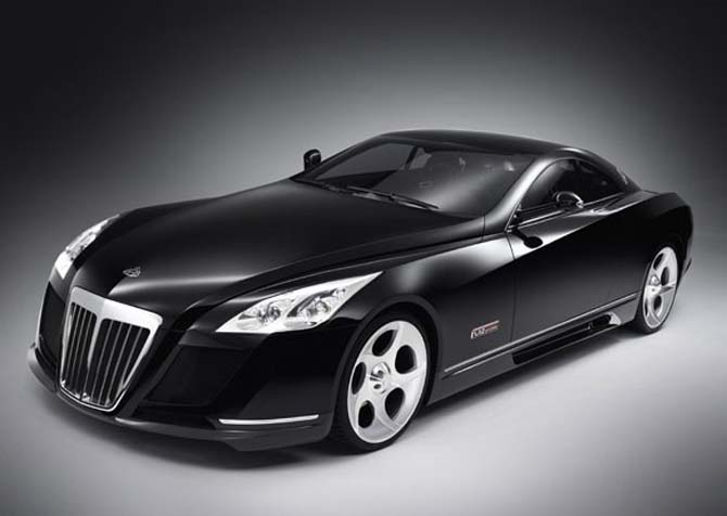 Sports Car 2011 Maybach Exelero 8 Million Dollar