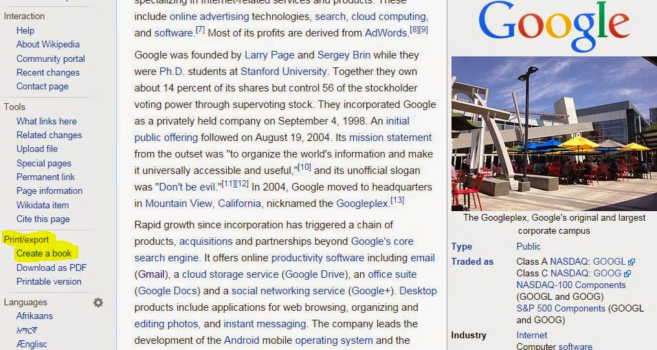 Wikipedia Book Pdf File