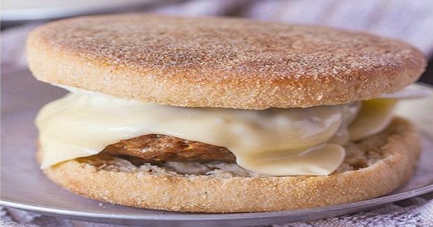 Copycat McDonalds Sausage McMuffins Recipe